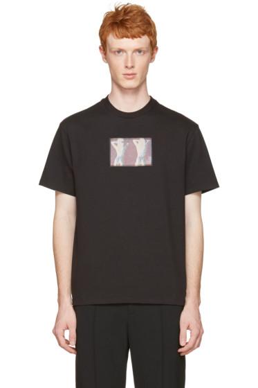 Alexander Wang - Black Miami Babes T-Shirt