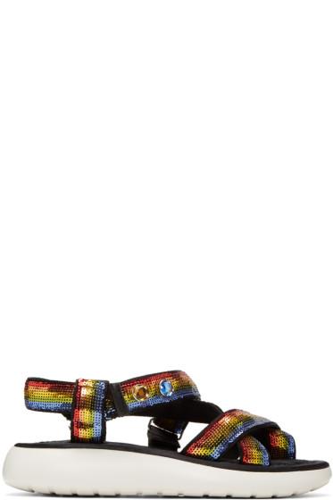 Marc Jacobs - Multicolor Comet Sport Sandals