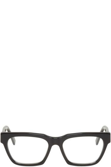 Super - Black Numero 18 Glasses