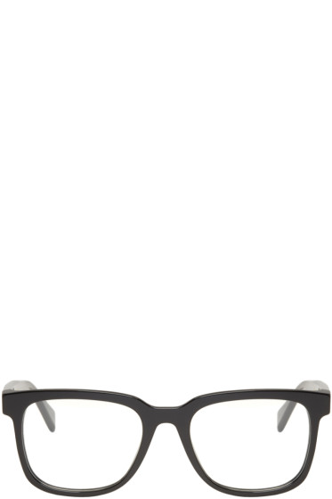 Super - Black Numero 19 Glasses