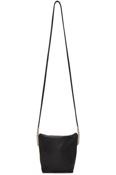 Rick Owens - Black Small Adri Bag