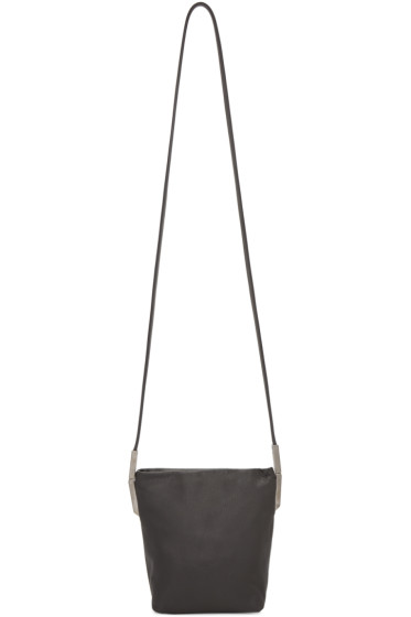 Rick Owens - Grey Small Adri Bag