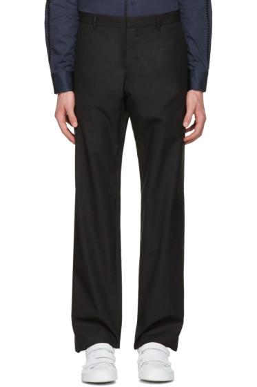Jil Sander - Black Morris Trousers