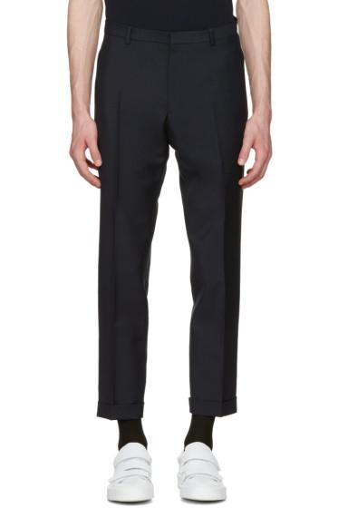 Jil Sander - Navy Slim Fit Suit Trousers