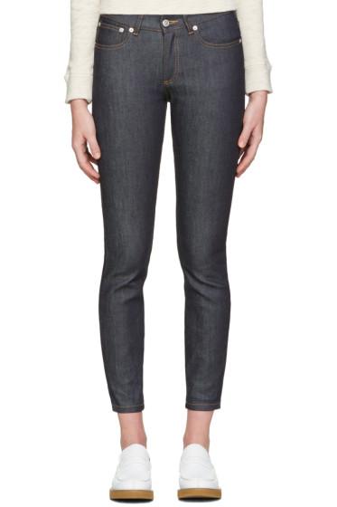 A.P.C. - Indigo Moulant Jeans