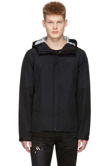 Junya Watanabe - Black Nylon Jacket