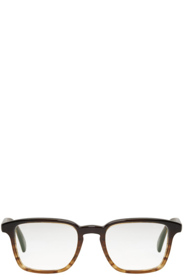 Paul Smith - Brown Padfield Glasses