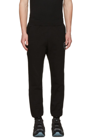 Opening Ceremony - Black Logo Patch Lounge Pants