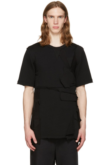 Damir Doma - Black Wre T-Shirt