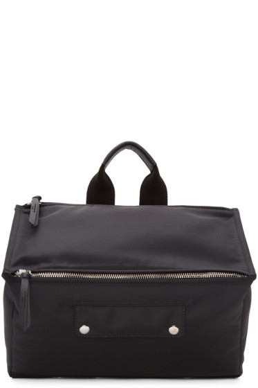 Givenchy - Black Nylon Pandora Bag