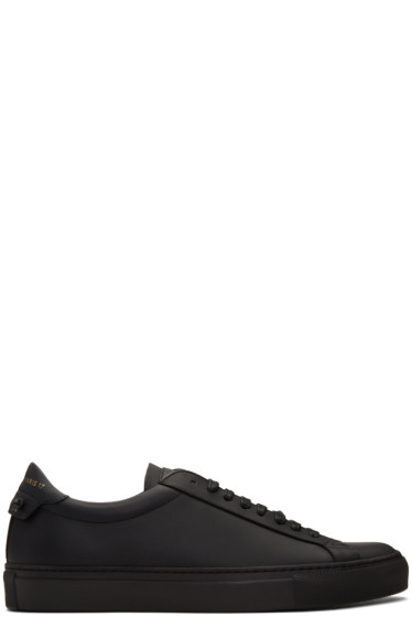 Givenchy - Black Knot Sneakers