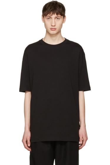 Raf Simons - Black Robert Mapplethorpe Edition 'Self Portrait' T-Shirt
