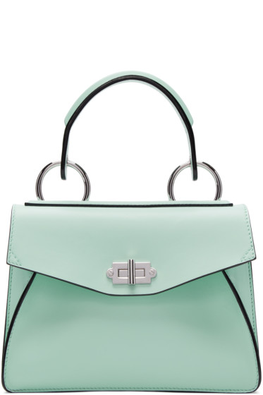 Proenza Schouler - Blue Small Hava Bag