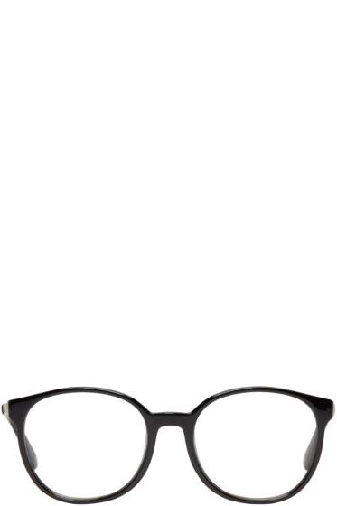 Chloé - Black Round Glasses