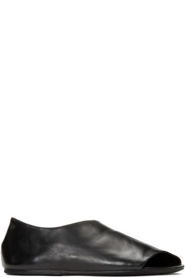 Marsèll - Black Arsella Sandals