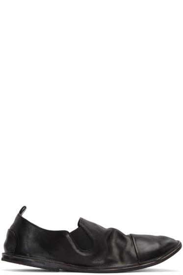 Marsèll - Black Strasacco Loafers
