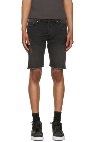 BLK DNM - Black Denim 31 Shorts
