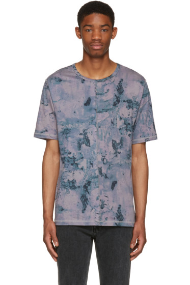 BLK DNM - Blue Inside Out 80 T-Shirt