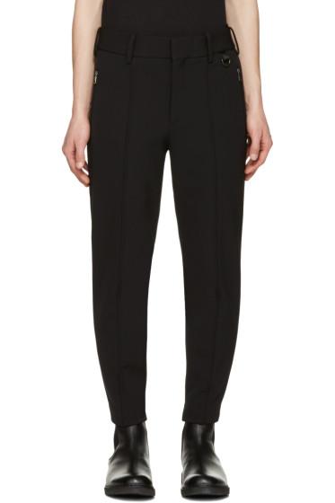 Neil Barrett - Black Slim Ski Trousers