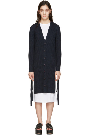 See by Chloé - Indigo Wool Cardigan