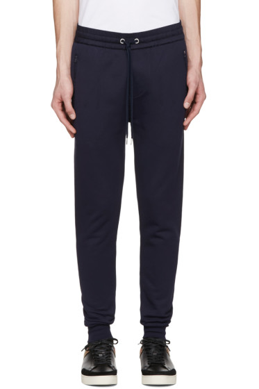 Burberry - Navy Haleford Lounge Pants