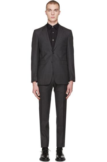 Burberry - Grey Millbank Suit