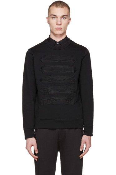 Burberry - Navy Atley Pullover