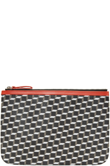 Pierre Hardy - Tricolor Large Cube Pouch