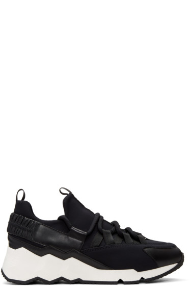 Pierre Hardy - Black Trek Comet Sneakers