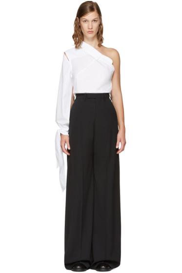Ann Demeulemeester - White Byron Shirt
