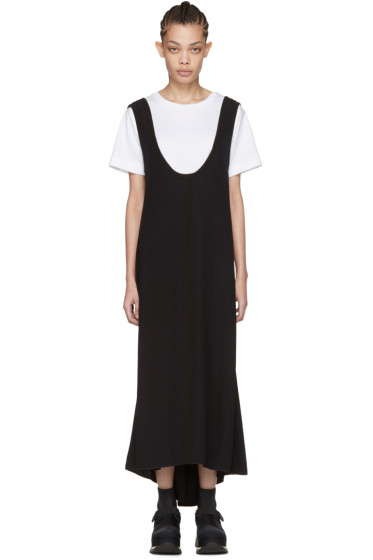 Marni - Black Layered Dress