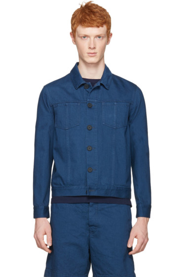 Marni - Blue Denim Jacket