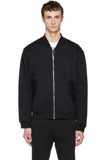 Markus Lupfer - Black Neoprene Tiger Jacket