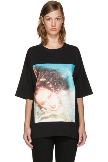 Kenzo - Black Pat Cleveland T-Shirt