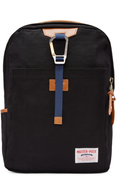 Master-Piece Co - Black Link Backpack