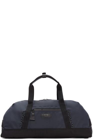 Master-Piece Co - Navy Convertible Duffle Bag