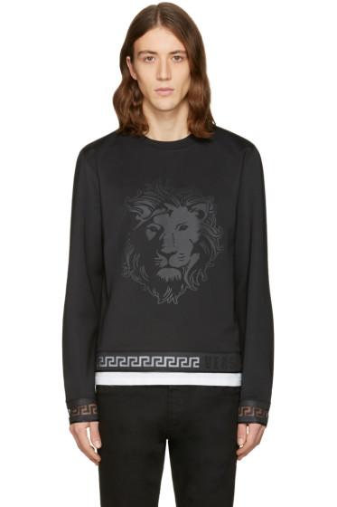 Versus - Black Lion Pullover