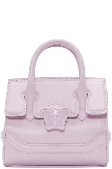 Versace - Pink Mini Empire Bag
