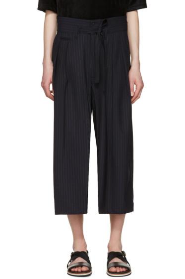 Sasquatchfabrix - Navy Hakama Trousers
