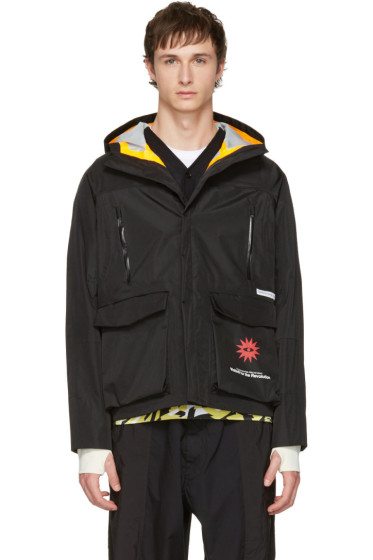 Undercover - Black 'Waiting For The Revolution' Jacket