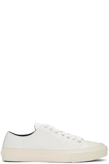 PS by Paul Smith - White Kinsey Sneakers