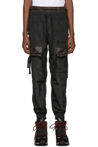 KTZ - Black Jogger Trousers