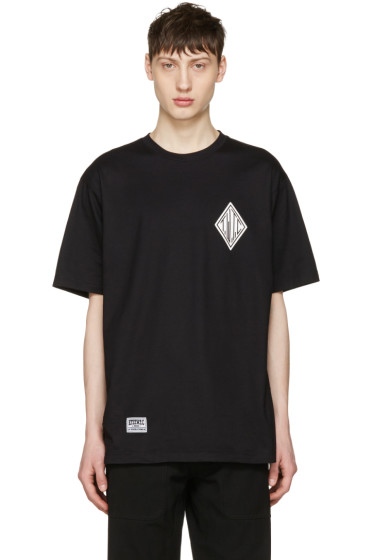 KTZ - Black Square T-Shirt