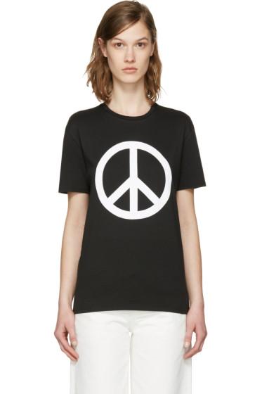 6397 - SSENSE Exclusive Black 'Peace NY' T-Shirt