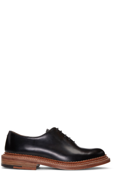 Grenson - Black Michael Derbys