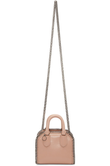 Stella McCartney - Pink Tiny Falabella Box Bag