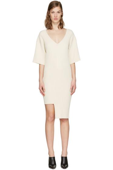 Stella McCartney - Beige Ribbed Dress