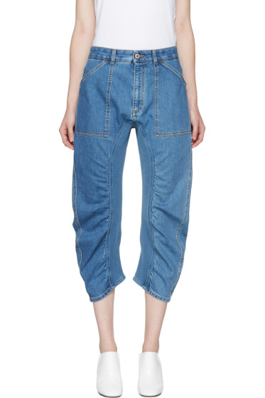 Stella McCartney - Blue Xenia Jeans