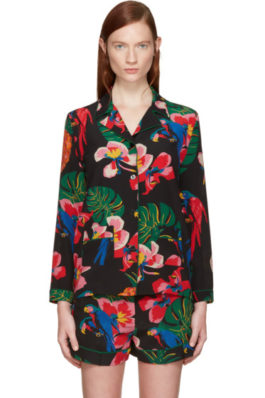 Valentino - Multicolor Tropical Dream Shirt