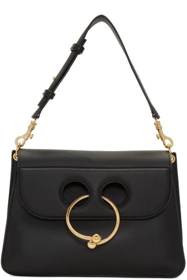 J.W. Anderson - Black Medium Pierce Bag
